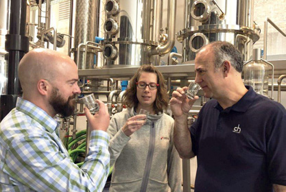Biofuels and Distilled Spirits